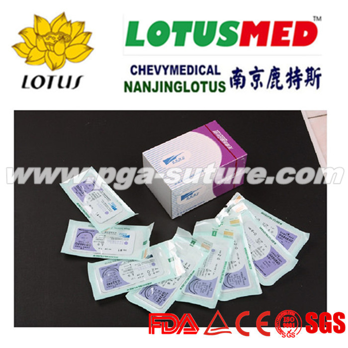 Braun polypropylene suture LOTUSMED