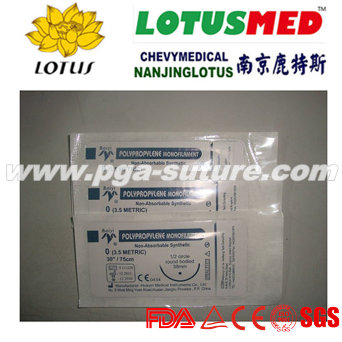 polypropylene suture reel LOTUSMED