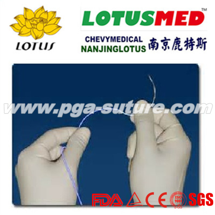 LOTUSMED Keith polyester braided suture needles